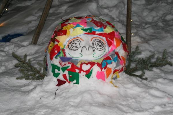 雪だるまコンテスト_b0174425_16400442.jpg