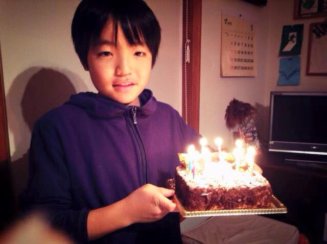 YuNA 12th Birthday_c0067646_17534356.jpg
