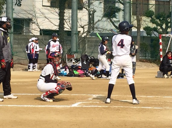 岸城中学練習試合と岡山選抜_b0249247_22441894.jpg