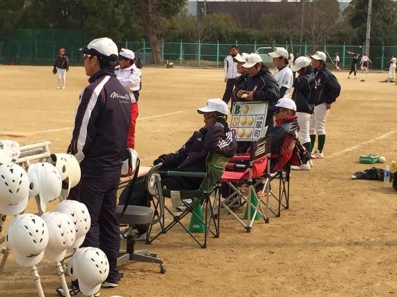 岸城中学練習試合と岡山選抜_b0249247_22442723.jpg