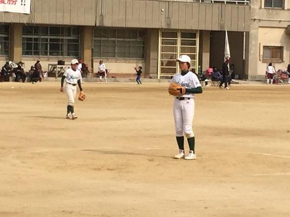 岸城中学練習試合と岡山選抜_b0249247_22451114.jpg