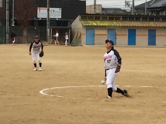 岸城中学練習試合と岡山選抜_b0249247_22453394.jpg