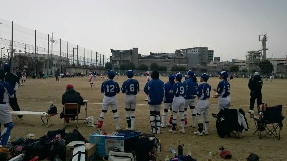 岸城中学練習試合と岡山選抜_b0249247_22462163.jpg