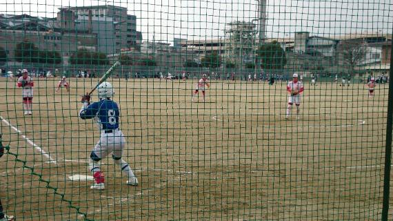 岸城中学練習試合と岡山選抜_b0249247_22463683.jpg