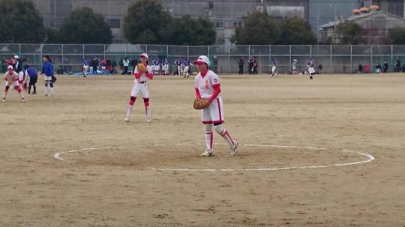 岸城中学練習試合と岡山選抜_b0249247_22464632.jpg