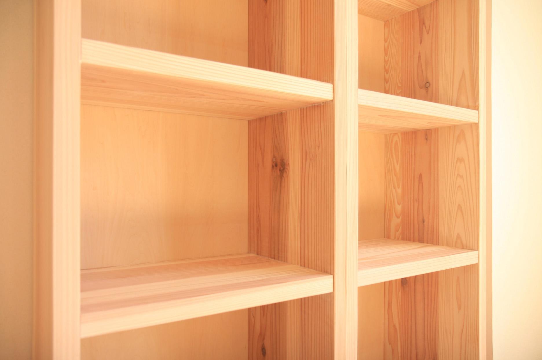 本棚 DIY マンションリフォーム_e0127948_2122730.jpg