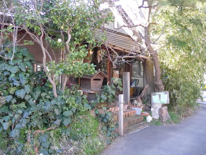 金沢文庫「カフェギャラリー&釜 ばおばぶ」へ行く。_f0232060_1539379.jpg