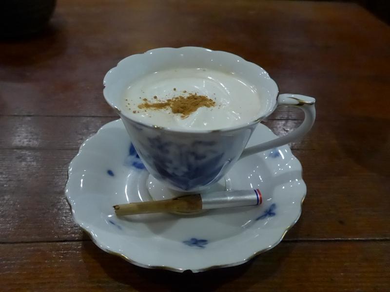 六本木「カフェ れいの」へ行く。_f0232060_15563732.jpg