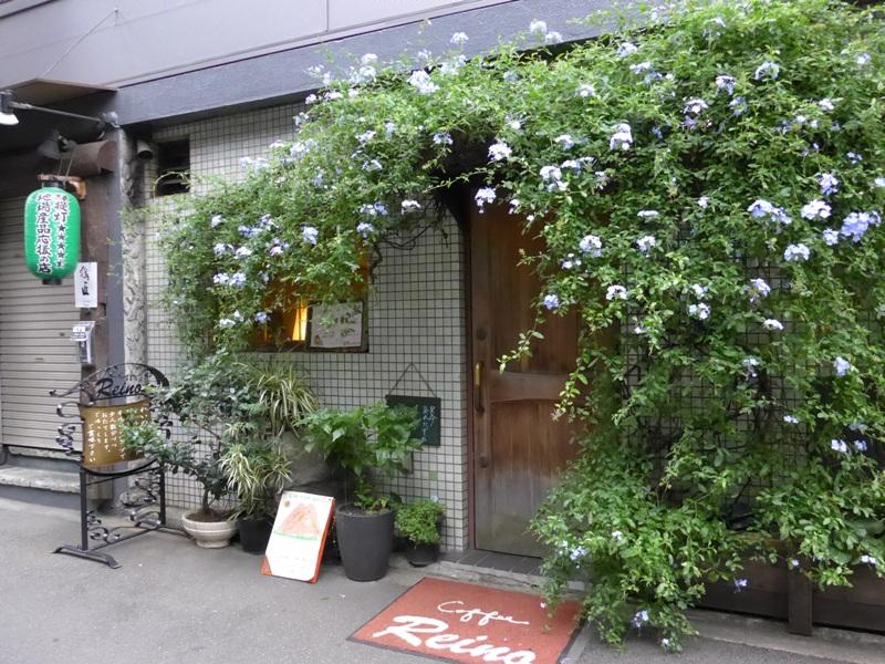 六本木「カフェ れいの」へ行く。_f0232060_15585987.jpg