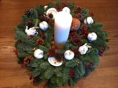 森のクリスマス_a0335867_01475869.jpg