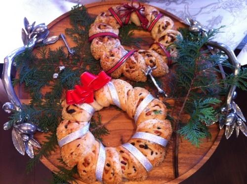 森のクリスマス_a0335867_02063059.jpg