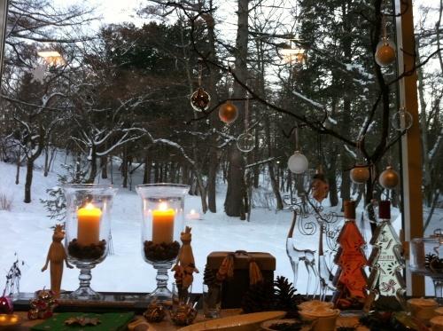 森のクリスマス_a0335867_02114798.jpg