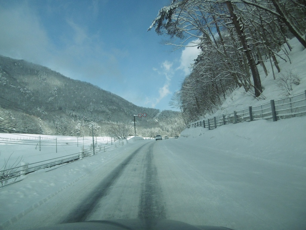 週末は雪国へ_f0205367_23280973.jpg