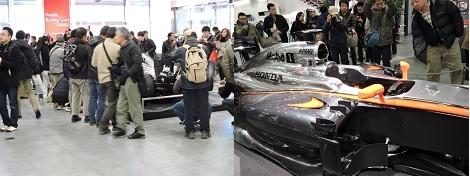 マクラーレンホンダ特別展示と日本ハムの練習試合とエトセトラ_d0183174_08394228.jpg