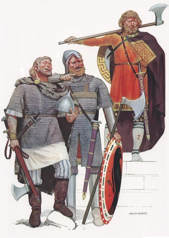 拜占廷北歐衛隊(Varangian Guard)_e0040579_1241363.jpg