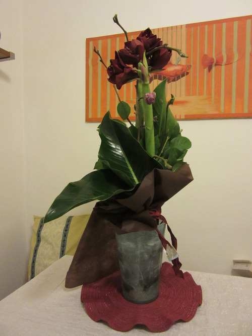 バレンタインデーに素敵なプレゼントが届きました!! 大切なこの人から。。_c0179785_733018.jpg