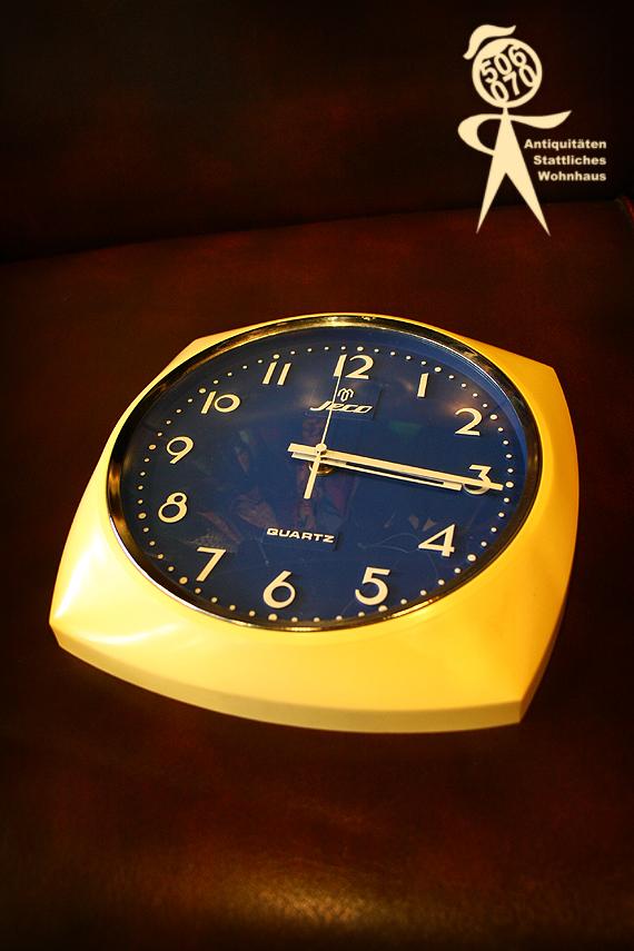 1970s Vintage 電池で動く壁掛時計_e0243096_14494063.jpg