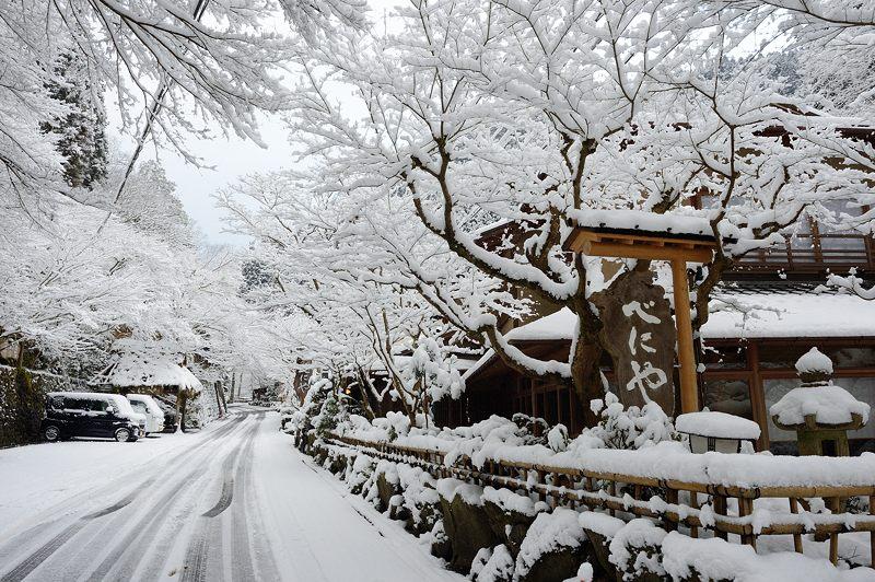 2015京の雪景色@貴船 其の一_f0032011_19574449.jpg