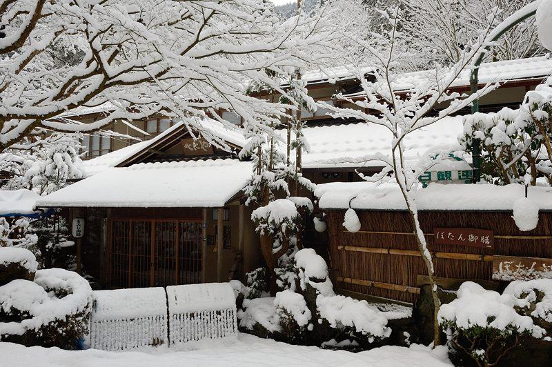 2015京の雪景色@貴船 其の一_f0032011_19575411.jpg