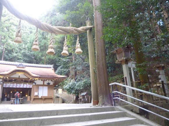大神神社 三輪山登拝 ご神体山に登る_b0215321_104531.jpg