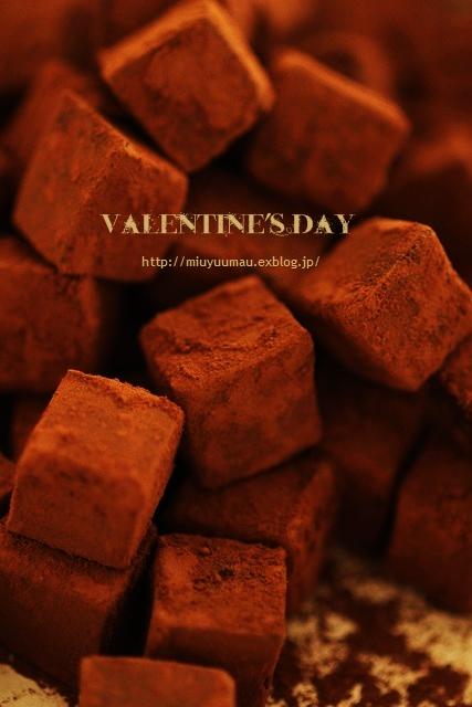 今年のバレンタインは・・・。_d0173942_20301974.jpg