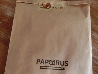 「PAPYRUS」で買いました_f0019247_23525475.jpg
