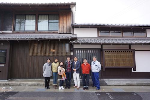 長浜プロジェクト  見学会終了_e0068460_10553632.jpg