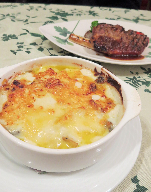 レストラン・カズラべのランチ☆2階のレストランシリーズ@旧軽_f0236260_20194943.jpg