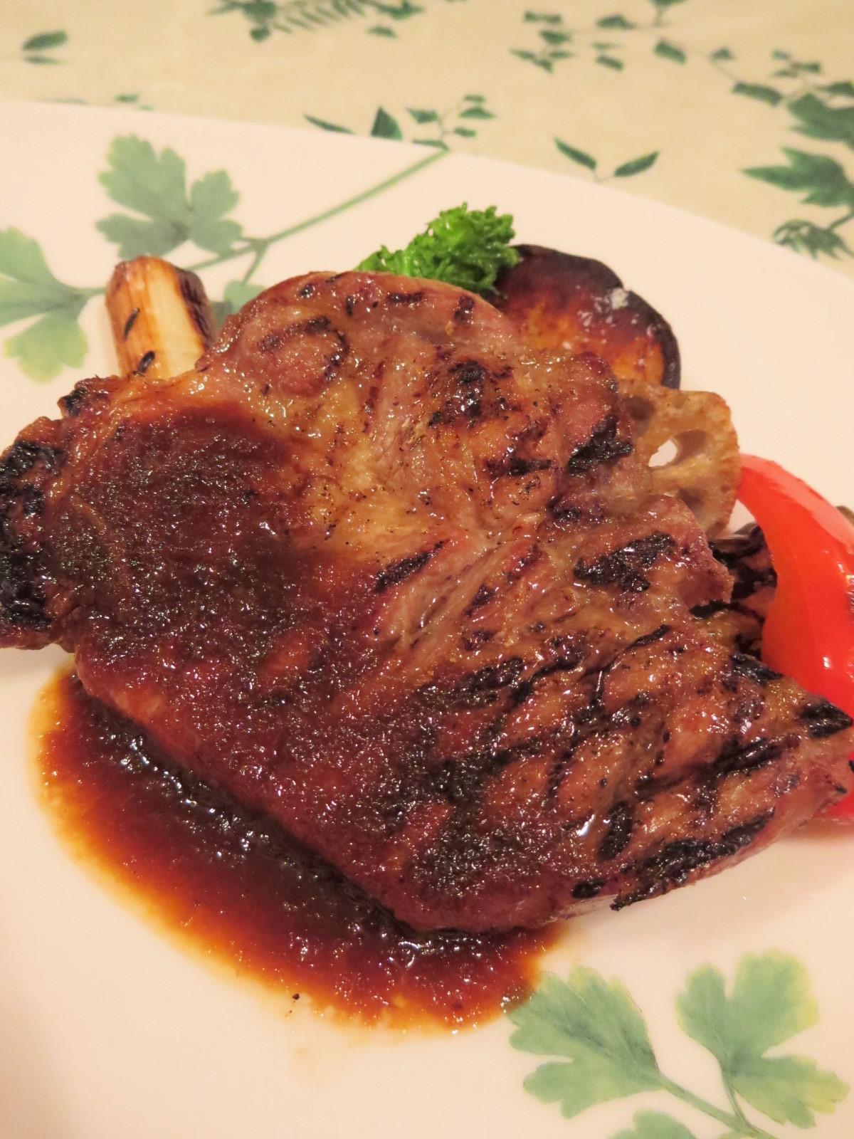 レストラン・カズラべのランチ☆2階のレストランシリーズ@旧軽_f0236260_20254757.jpg