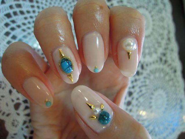 My Nail_a0239065_1610476.jpg
