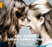 J.S.Bach, Schnittke: Vn-Cons@Sarah & Deborah Nemtanu_c0146875_23284594.jpg
