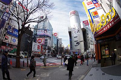 2月16日(月)の渋谷109前交差点_b0056983_13421190.jpg