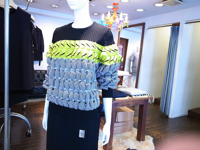 ALEXANDER WANG BUBBLE WRAP KNIT_f0111683_13330240.jpg