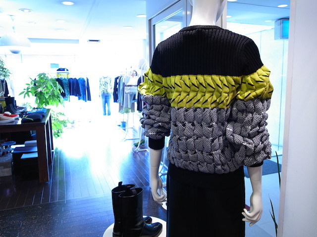 ALEXANDER WANG BUBBLE WRAP KNIT_f0111683_13330461.jpg