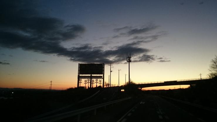 夜明けのホームグランド_b0134499_4305829.jpg