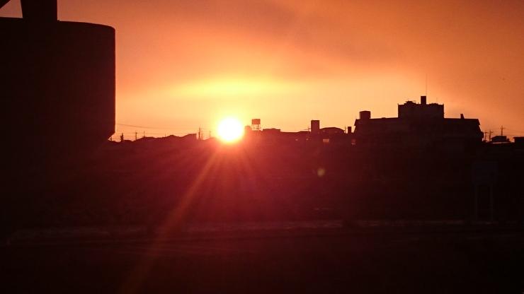 夜明けのホームグランド_b0134499_434085.jpg