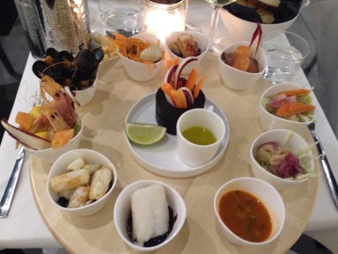 L\'Ancora Store 🐟 トリノの小洒落た魚料理レストラン_b0246303_18331322.jpg
