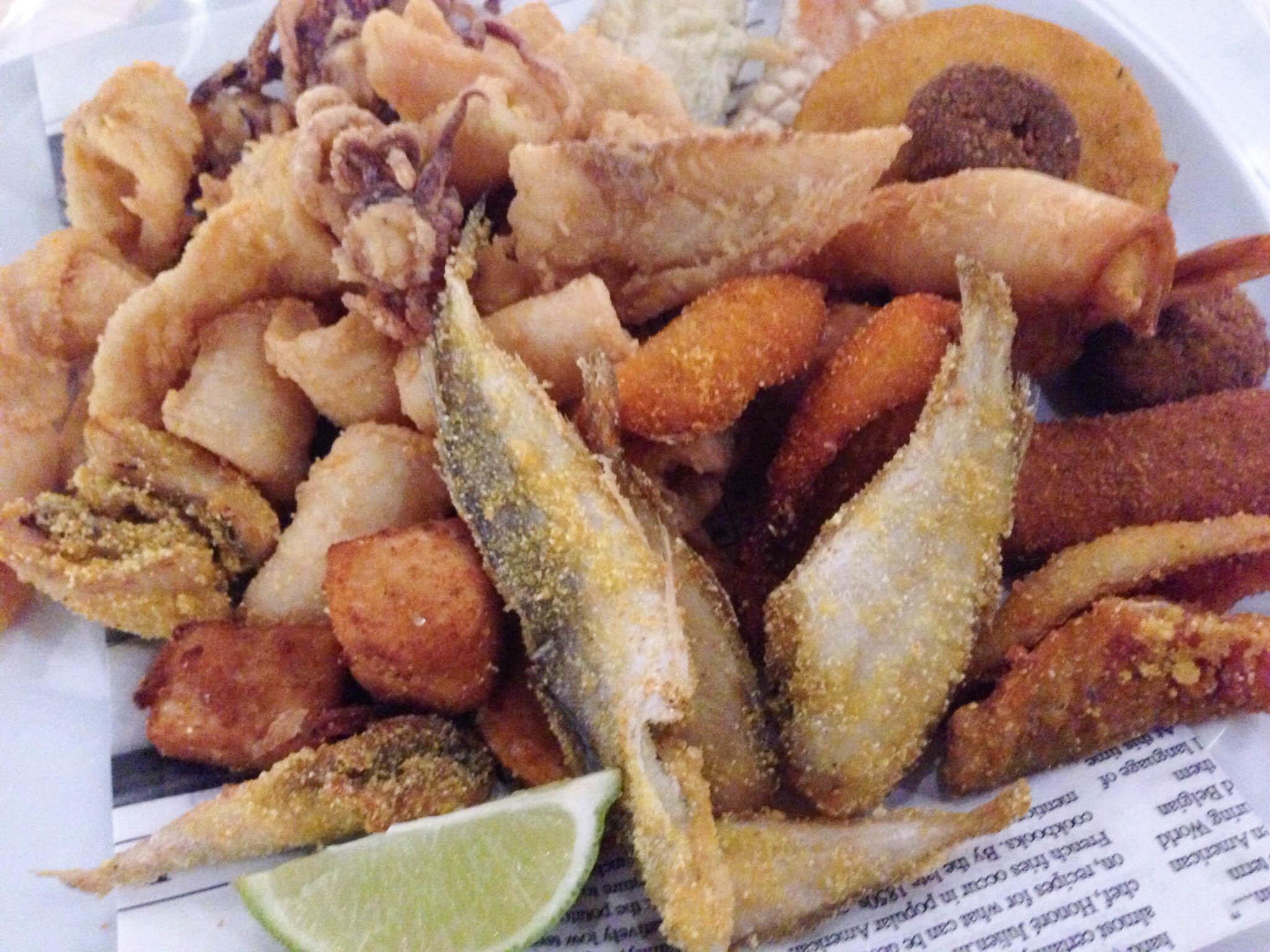 L\'Ancora Store 🐟 トリノの小洒落た魚料理レストラン_b0246303_18504536.jpg