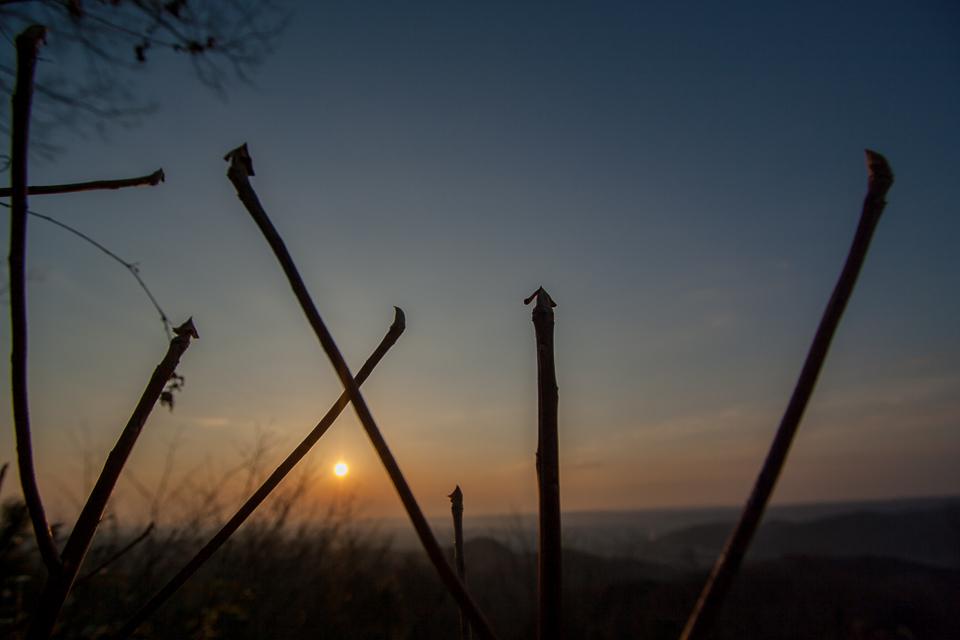 多峰主山の夜明け_b0010915_20102336.jpg