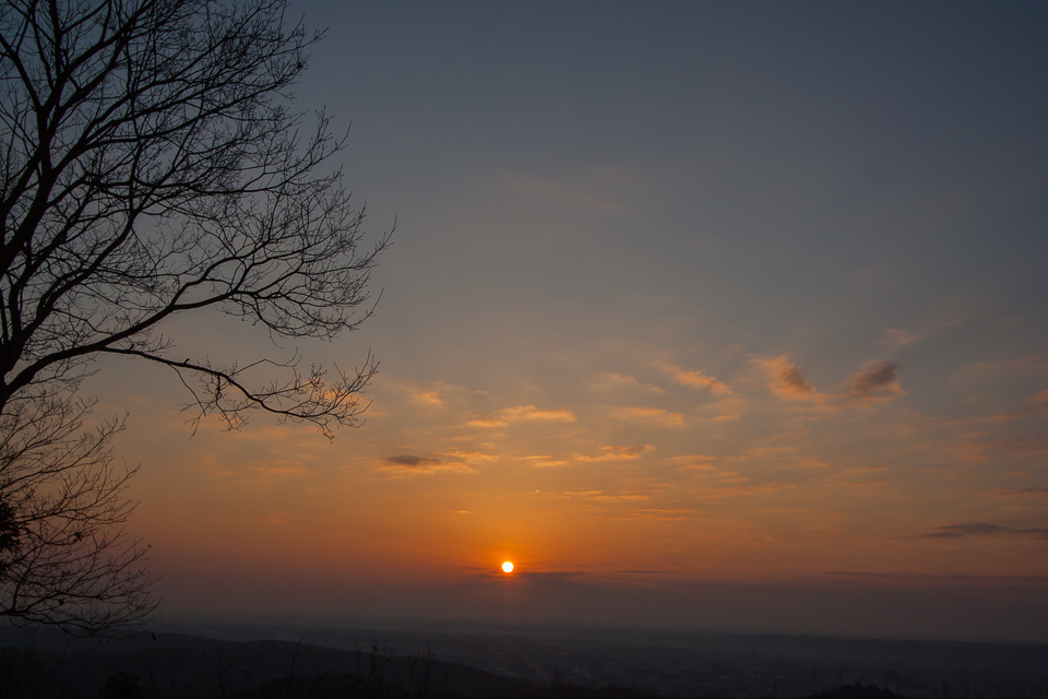 多峰主山の夜明け_b0010915_2071852.jpg