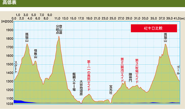 2015年 東京マラソン 服 高低差比較_c0222817_5202329.jpg