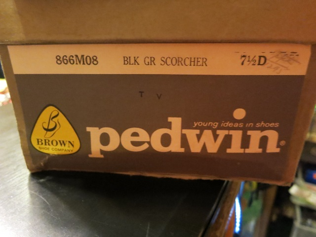 入学シーズンに向けて!PEDWIN,、DEXTER SHOES!MADE IN U.S.A_c0144020_14582176.jpg