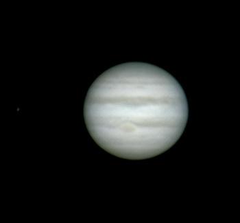 2015年2月16日の木星&大赤斑_e0089232_00360866.jpg