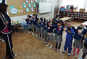 English Open Class Preparation of Nensho gumi(2)_e0325335_10362784.jpg
