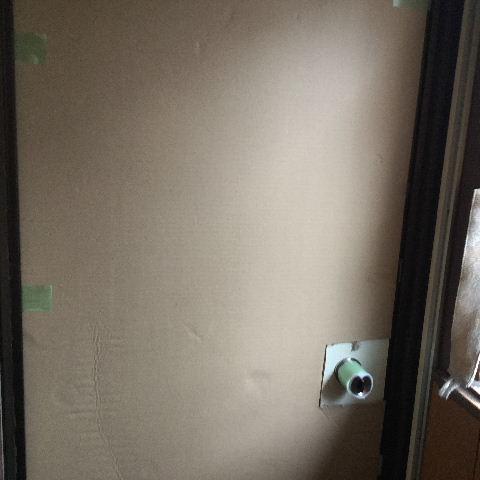 ドア交換とレディス部隊_f0031037_1832963.jpg