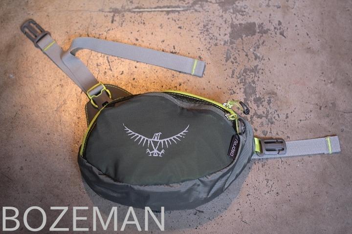 9c3d22a7250133 OSPREY Ultralight Grab Bag : BOZEMANのブログ