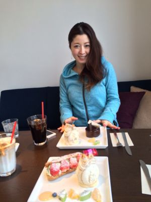 湯沢のケーキ屋さん⭐️_c0151965_1275654.jpg