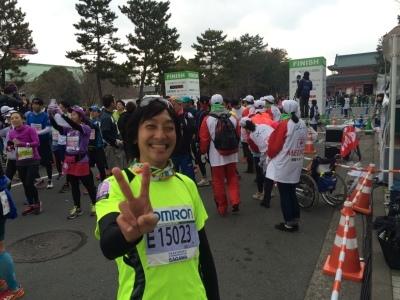 京都マラソン2015_c0227168_02025544.jpg