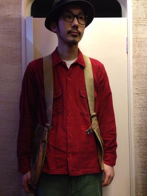 2月18日(水)大阪店ヴィンテージ入荷!#3 Work&Hunting編!!(大阪アメ村店)_c0078587_112344.jpg