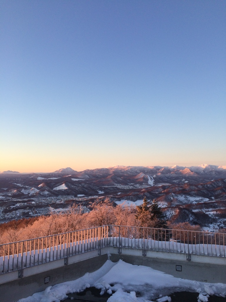 スノートレイルin藻岩山(ご来光ver.)_d0198793_15300665.jpg